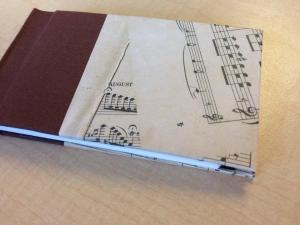 music note book
