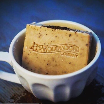 Coffee soap!